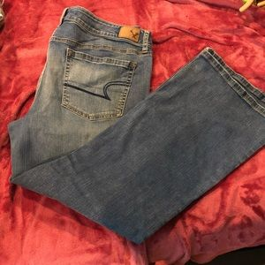 American Eagle Super Stretch boot cut Jean